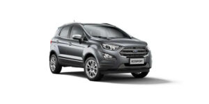 Ford Ecoport SUVs mais baratos do Brasil